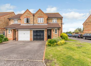 Thumbnail 3 bed semi-detached house to rent in Tithe Close, Walton-On-Thames