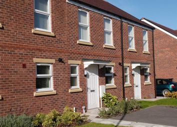 Thumbnail 2 bed terraced house to rent in Church Drive, Mansfield, Nottinghamshire