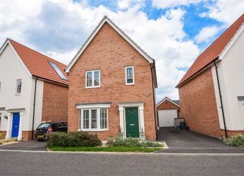 Thumbnail 4 bed detached house for sale in Magpie Chase, Stanway, Colchester, Essex