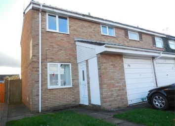 Thumbnail 3 bed semi-detached house for sale in Severn Drive, Perton, Wolverhampton