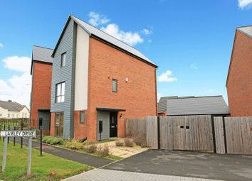 Thumbnail 4 bed detached house for sale in Candlin Way, Lawley Village, Telford