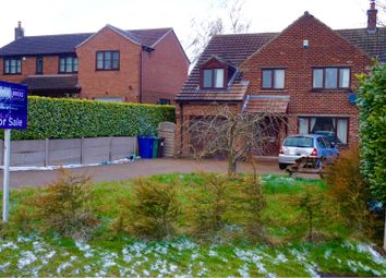 Thumbnail 5 bed end terrace house for sale in Fox Covert Lane, Doncaster