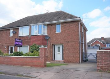 Thumbnail 3 bed semi-detached house for sale in Emfield Road, Scartho