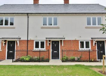 Thumbnail 2 bed end terrace house to rent in Houghton Avenue, Waterlooville