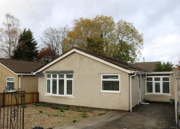 Thumbnail 3 bed detached bungalow for sale in Gardd Jolyon, Blackwood
