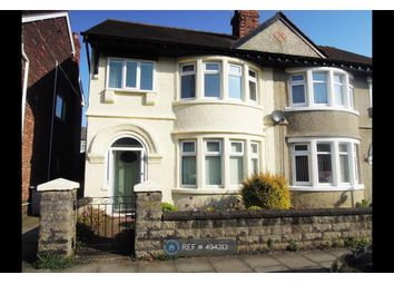 Thumbnail 3 bed semi-detached house to rent in Monmouth Road, Wallasey