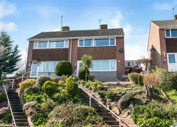 Thumbnail 3 bed semi-detached house for sale in Wellpark Close, Exeter