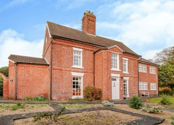 Thumbnail 9 bed country house for sale in Orby Road, Addlethorpe, Skegness