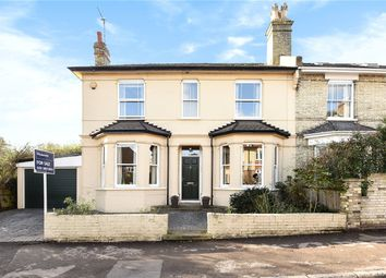 Thumbnail 4 bedroom semi-detached house for sale in King Charles Road, Surbiton, Surrey