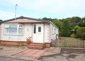 Thumbnail 3 bed detached bungalow for sale in Springfield Park, Wykin Road, Hinckley
