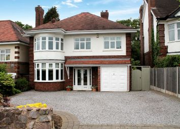 Thumbnail 4 bed detached house for sale in Ring Road, Stoneygate, Leicester