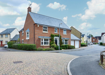 Thumbnail 4 bed detached house for sale in Harvest Fields Brewers End, Bishop's Stortford