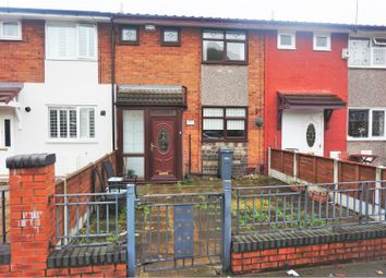 Thumbnail 3 bed terraced house to rent in Old Mill Street, Manchester