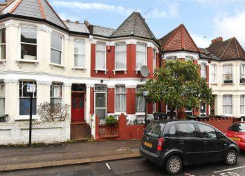 Thumbnail 4 bedroom terraced house for sale in Pemberton Road, Harringay, London