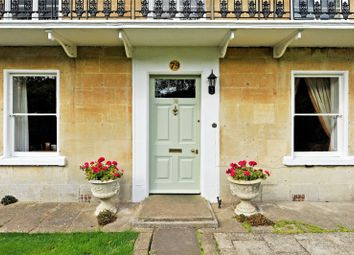 Thumbnail 6 bedroom terraced house for sale in Church Road, Combe Down, Bath