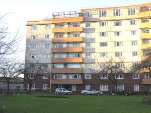 Thumbnail 3 bed flat to rent in Westfield Court, Gorgie, Edinburgh