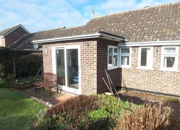 Thumbnail 2 bed semi-detached bungalow for sale in Mill Hill Drive, Halesworth