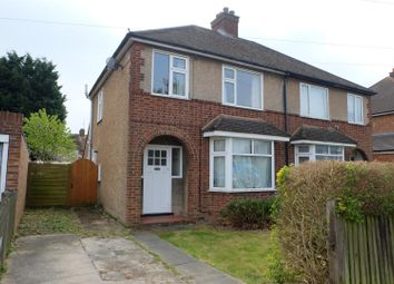 Thumbnail 3 bedroom property to rent in Orchard Street, Kempston, Bedford