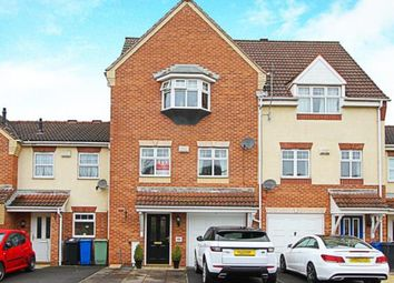 Thumbnail 3 bed terraced house for sale in Wain Avenue, Chesterfield, Derbyshire