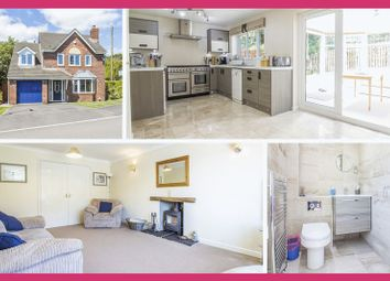 Thumbnail 4 bedroom detached house for sale in Bethesda Close, Rogerstone, Newport