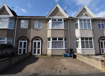 Thumbnail 3 bed terraced house for sale in Holdenhurst Road, Kingswood, Bristol