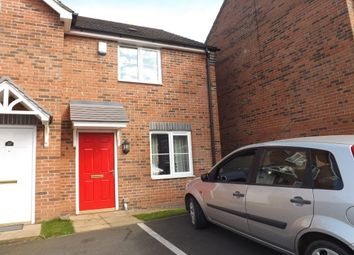 Thumbnail 2 bedroom property to rent in Bank End Close, Mansfield