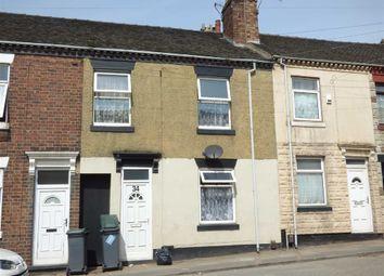 Thumbnail 3 bedroom terraced house for sale in Burnham Street, Fenton, Stoke-On-Trent