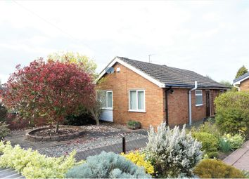 Thumbnail 2 bed detached bungalow for sale in Orly Avenue, Castle Donington