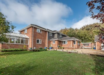 Thumbnail 4 bed detached house for sale in Forest Road, Newport, Isle Of Wight