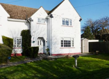 Thumbnail 3 bed end terrace house for sale in Wimborne Crescent, Sully, Penarth