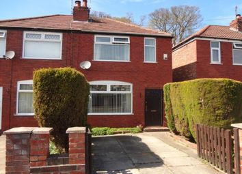 Thumbnail 2 bed semi-detached house to rent in Stratton Road, Offerton, Stockport