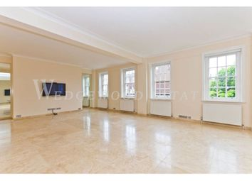 Thumbnail 3 bed flat to rent in Duchess Of Bedford House, Duchess Of Bedford Walk, Kensington, London