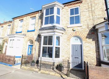 Thumbnail 3 bed terraced house for sale in Ruby Street, Saltburn-By-The-Sea