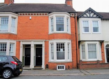 Thumbnail 3 bed terraced house for sale in King Edward Road, Abington, Northampton
