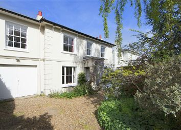 Thumbnail 5 bed detached house for sale in Belmont Road, Twickenham