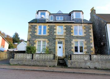Thumbnail 2 bed flat for sale in Top Flat, Glencoe House Campbeltown Road, Tarbert