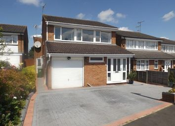 Thumbnail 4 bed detached house for sale in Keats Close, Hemel Hempstead, Hertfordshire