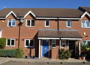 Thumbnail Terraced house to rent in Evelyn Way, Epsom, Surrey.