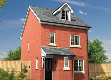 Thumbnail 4 bed detached house for sale in The Glaramara House Type, Plots 1, 2, 3, Friars Lane, Barrow-In-Furness
