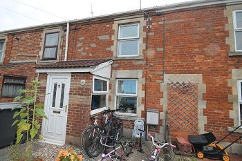 Thumbnail 2 bed terraced house to rent in Melksham, Wiltshire