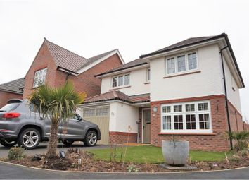 Thumbnail 4 bed detached house for sale in Diamond Avenue, Countesthorpe