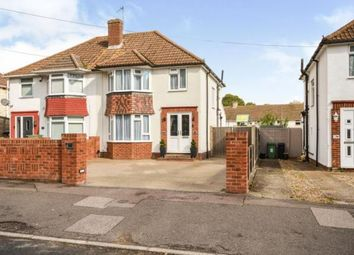 3 bed semi-detached house for sale in Sutton Road, Maidstone, Kent ME15