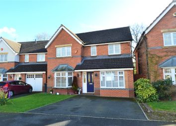 Thumbnail 4 bed detached house for sale in Lakewood Drive, Rubery, Birmingham