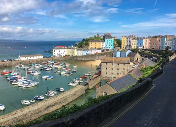 Thumbnail 3 bed flat for sale in Flat 2, Newbridge, Crackwell Street, Tenby