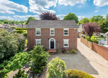 Thumbnail 4 bed detached house for sale in Bournemouth Road, Charlton Marshall, Blandford Forum