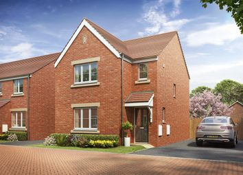 """Thumbnail 3 bed detached house for sale in """"The Hatfield """" at Brickburn Close, Hampton Centre, Peterborough"""