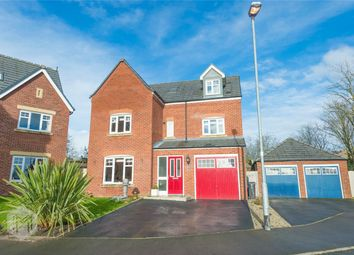 Thumbnail 5 bedroom detached house for sale in Silver Birch Close, Lostock, Bolton, Lancashire