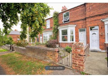 Thumbnail 2 bed terraced house to rent in Moor Lane, Scarborough
