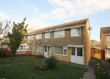 Thumbnail 3 bed end terrace house for sale in Ash Close, Little Stoke, Bristol