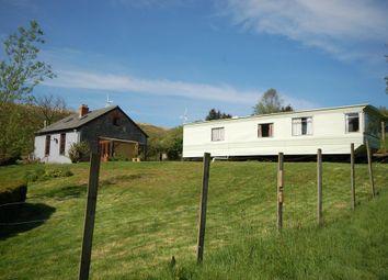 Thumbnail 3 bedroom farm for sale in Llywernog, Ponterwyd, Aberystwyth